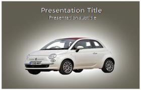 Free Car PowerPoint Template