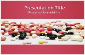 Free Medications PowerPoint Template