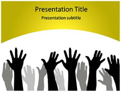 Unity Free PowerPoint Template