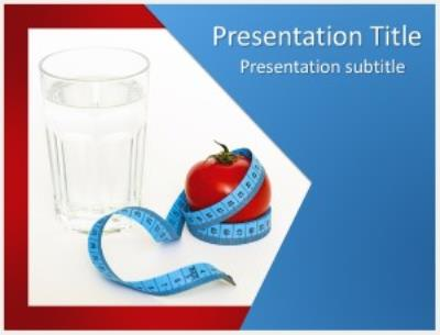 Health Tips Free PowerPoint Template