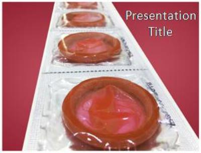Condom Free PowerPoint Template