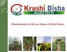 Manufacturer of Green House & Net House Powerpoint Presentation