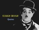 Charlie Chaplin Quotes Powerpoint Presentation