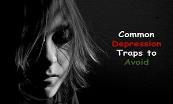 Depression Traps to Avoid Powerpoint Presentation