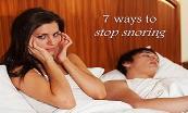 Fix Snoring Powerpoint Presentation