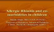 Allergic Rhinitis and co morbidities Powerpoint Presentation