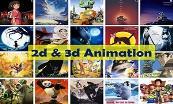 2D & 3D Animation Powerpoint Presentation