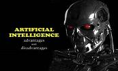 Artificial Intelligence Advantages and Disadvantages Powerpoint Presentation