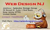 NJ Web Design Company - Splendor Design Group Powerpoint Presentation
