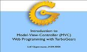 Model View Controller Powerpoint Presentation