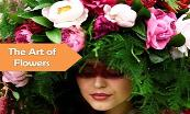 The Art of Flowers Powerpoint Presentation