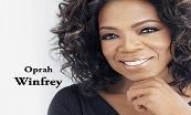 Oprah Winfrey Biography Powerpoint Presentation