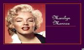 Marilyn Monroe Powerpoint Presentation
