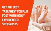 Get the Best Treatment for Flat Foot with Highly Experienced Specialists Powerpoint Presentation