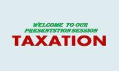 Taxation Powerpoint Presentation
