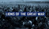 Lions of the Great War Powerpoint Presentation