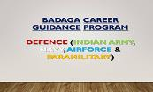 Badaga Career Guidance Program Powerpoint Presentation
