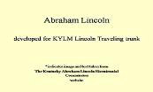 Abraham Lincoln Powerpoint Presentation