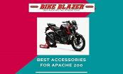 High quality accessories for Apache 200 Powerpoint Presentation