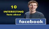 10 INTERESTING Facts About Facebook Powerpoint Presentation