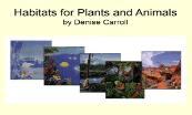 Habitats for Plants and Animals Powerpoint Presentation