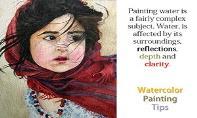 Water Painting Art PowerPoint Presentation