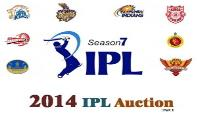 2014 IPL Auction PowerPoint Presentation