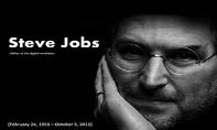 Steve Jobs (master of innovation) PowerPoint Presentation