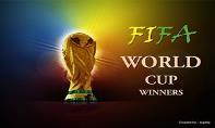 Fifa World Cup Winners PowerPoint Presentation