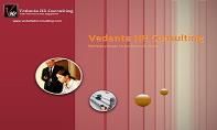 Vedanta HR Consulting PowerPoint Presentation