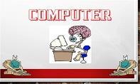 Computer (Todays Need) PowerPoint Presentation