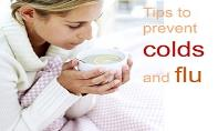 Tips to Prevent Colds and Flu PowerPoint Presentation