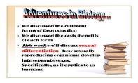 Sexual Differentiation PowerPoint Presentation