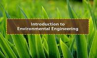 Environmental Engineering PowerPoint Presentation