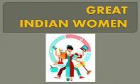 Great Indian Women PowerPoint Presentation