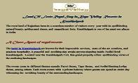 Land Of Forts Royal Stay in Keya Valley Resorts in Kumbhalgarh PowerPoint Presentation