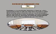 Keya valley Resor-Best Hotels Near Kumbhalgarh to Stay PowerPoint Presentation