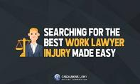 Searching for the Best Work Lawyer Injury Made Easy PowerPoint Presentation