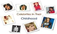 Celebrities In Their Childhood PowerPoint Presentation