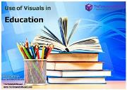 Use of Visuals in Education Powerpoint Presentation