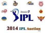 2014 IPL Auction Powerpoint Presentation