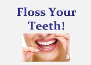 Floss Your Teeth Powerpoint Presentation