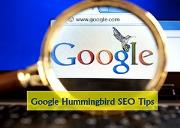 Google Hummingbird SEO Tips Powerpoint Presentation