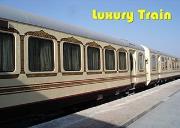 Luxury Train Powerpoint Presentation