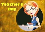 Teachers Day Powerpoint Presentation