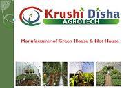Manufacturer of Green House & Net House Powerpoint Presentation