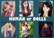 Human or Doll Powerpoint Presentation