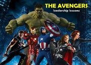 The Avengers Leadership Lessons Powerpoint Presentation