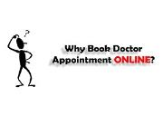 Why book doctor appointment online Powerpoint Presentation