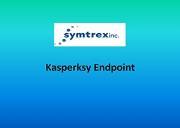 Kasperksy Endpoint Powerpoint Presentation